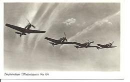 Avion Armée Allemande Messerschmitt Me 109 - Weltkrieg 1939-45