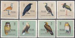 POLSKA - POLONIA - 1960 - Lotto Di 8 Valori Nuovi MNH: Yvert 1070/1077. - 1944-.... Repubblica