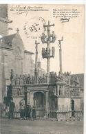 Imprimé De  PLOUGASTEL - DAOULAS  ( 29 )    Le  Calvaire - Plougastel-Daoulas