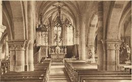 ~  JP  ~  88  ~   DOMBROT   LE SEC  ~  Intérieur De L' église     ~ - France