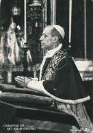 Ref10993-CPSM   Pape PIE XII PIO Exauditus Est Pro Sua Reverentia - 10 X 15cm- Envoyée 1957 - Päpste