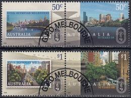 AUSTRALIA 2006 Nº 2624/27 USADO - 2000-09 Elizabeth II