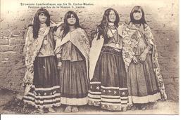 Femmes Apaches - Indiens De L'Amerique Du Nord