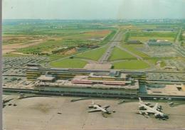 C. P. - PHOTO - AÉROPORT DE PARIS ORLY - VUE AÉRIENNE - 188 - P. I. - Aéroports De Paris