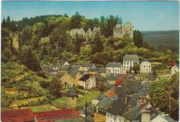 Luxembourg  Larochette Le Chateau - Larochette