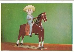 Mexico ** & Postal Stationery,  Popular Arts Of Mexico, Charro De Carton, Guanajuata (5346) - Mexiko