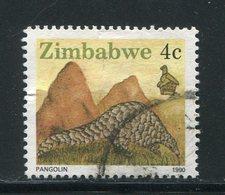 ZIMBABWE- Y&T N°195- Oblitéré - Zimbabwe (1980-...)