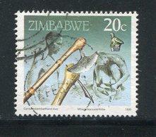 ZIMBABWE- Y&T N°199- Oblitéré - Zimbabwe (1980-...)