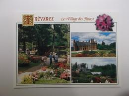 """SAINT GOAZEC Le """"Village  Des Fleurs""""  Multivues - France"""