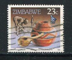 ZIMBABWE- Y&T N°200- Oblitéré - Zimbabwe (1980-...)