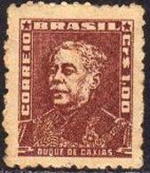 Ref. BR-795 BRAZIL 1954 FAMOUS PEOPLE, DUKE OF CAXIAS, MINT 1V - Dienstpost