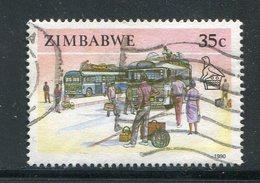 ZIMBABWE- Y&T N°205- Oblitéré - Zimbabwe (1980-...)