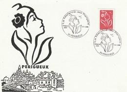 """FDC """"La Marianne Des Français"""", Du 06-01-2005 (Périgueux, 24 - Dordogne) - FDC"""