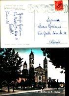 1613)cartolina-   Vercelli-basilica Di Sant'andrea Ed.zumaglini Versi Dall'inferno Di Dante - Vercelli