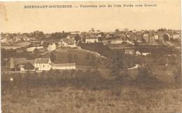 Bourgeois NA4: Panorama Pris Du Coin Perdu Vers Genval 1938 - Rixensart
