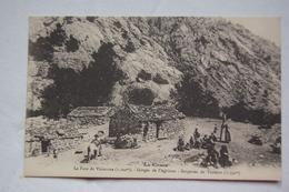 La Foce De Vizzavona. Gorges De L'Aghione. Bergeries De Tortetto - France