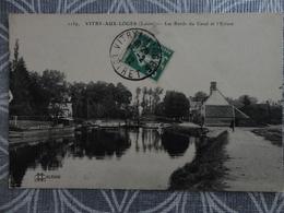 45 VITRY AUX LOGES LES BORDS DU CANAL ET L'ECLUSE - Other Municipalities