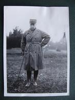 Grande Photo Général GAMELIN Agence Trampus 1934 - Guerra, Militari