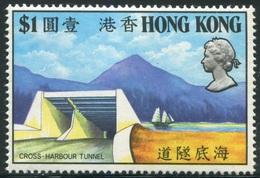Hong Kong Tunel H.K. A Kowloon 1972 **/MNH 261 - Neufs