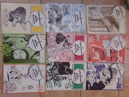 Lot 9 Le Collectionneur De Bandes Dessinées Du 20 Au 29 Manque Le 28  N 20 Special Tintin Plus 4 Supplément - Andere Tijdschriften