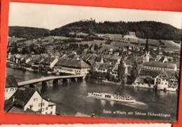 PCM-27  Stein Am Rhein   Schiff    Nicht Gelaufen  Kopp 11079 - SH Schaffhouse