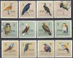 POLSKA - POLONIA - 1960 - Serie Completa Formata Da 12 Valori Usati O Nuovi Senza Gomma: Yvert 1070/1081. - 1944-.... Repubblica