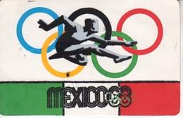 5328  --AK-- OLIMPICO  MEXICO 1968 - Mexiko
