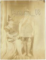 Tunisie, Juives De Tunis  Vintage Albumen Print, Tunisia. JUDAICA - Fotos