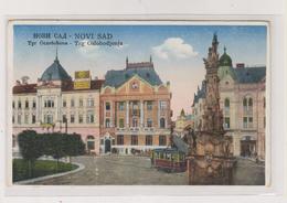 SERBIA NOVI SAD Nice Postcard - Serbie