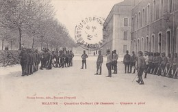 Beaune Quartier Colbert Chasses à Pied - Beaune