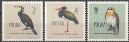 POLSKA - POLONIA - 1960 - Lotto Di 3 Valori Nuovi MNH: Yvert 1072, 1073 E 1077. - 1944-.... Repubblica