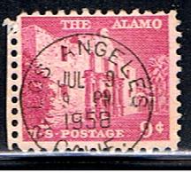 ESTATS-UNIS 1827 // YVERT 614 // 1956 - Used Stamps