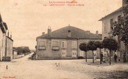 LENONCOURT Place De La Mairie - France