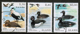 1987 Aland Islands Michel 20-22 Fine Used. - Aland
