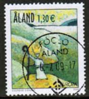2006 Aland Islands Europa Cept Michel 265 Fine Used. - Aland