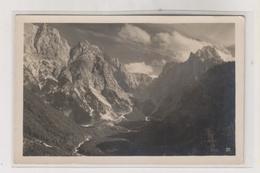 SLOVENIA KRIZKO SEDLO Nice Postcard - Slowenien