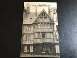 2808 - LISIEUX Vieille Maison, Rue Des Boucheries - Lisieux