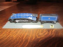CN42 Locomotive, LNER Class A4 Mallard, 1-160 N, Déformée - Decoración