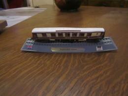CN43 Locomotive, Brighton Belle, Pullman, Grande-Bretagne, 1-160 N, Légérement Déformée - Decoración