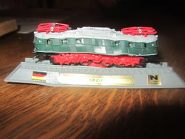 CN44 Locomotive, DB E18, Allemagne, 1-160 N, Déformée - Versieringen
