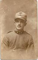 Photo Originale Militaire Photo Germondi à Nice - Guerra, Militares