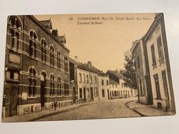 Ghansoren Rue De Greef école Des Soeurs Zusters School - Ganshoren