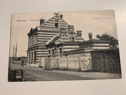 Watermael Place De La Station - Watermaal-Bosvoorde - Watermael-Boitsfort