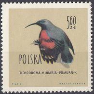 POLONIA - POLSKA - 1960 - Yvert 1080 NUOVO SENZA GOMMA. - 1944-.... Repubblica