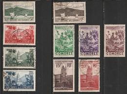 Comores N° 2 - 11 - Comoro Islands (1950-1975)