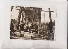 MINE DISASTER FLOODS DANDY PIT PENSNETT DUDLEY MINERS MINING MINES MINA 20*15CM Fonds Victor FORBIN 1864-1947 - Mestieri
