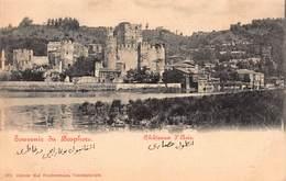 CPA Souvenir Du Bosphore - Château D' Asie - Turquie
