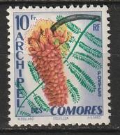 Comores N° 16 * - Unused Stamps