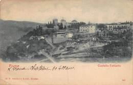 CPA FIUME - Castello-Tersatto - Croatie