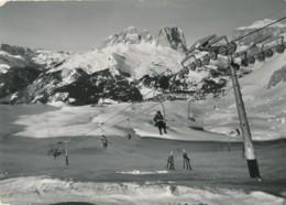 2a.376. Seggiovia Pecol - Belvedere Del Pordoi... - 1968 - Ohne Zuordnung